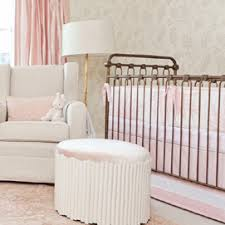Brown And Pink Crib Bedding Crib Bedding For Rosenberry Rooms