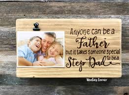 step fathers day gifts step gift step picture frame fathers day gift gift for
