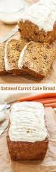 oatmeal carrot cake bread recipe runner