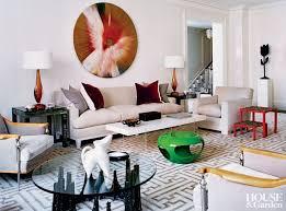 Best Beige Images On Pinterest Architectural Digest - New york living room design