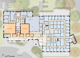 Municipal Hall Floor Plan by Bennington Superior Courthouse And State Office Building Nesea