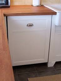 building a dishwasher cabinet dishwasher at end of cabinet run 30 x 40 cover panel not a