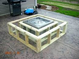 How To Build A Gas Firepit How To Build A Gas Pit Table Gorgeous Gas Outdoor