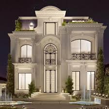 Classic Style House Design Ideas &