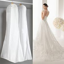 wedding dress garment bag black white wedding dress cover bridal garment clothes