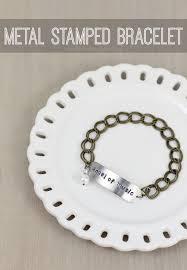 diy metal bracelet images Pitterandglink a handmade gift idea diy metal stamped bracelet jpg