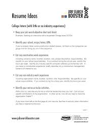 sample objectives in resume for hrm sample resume students sample