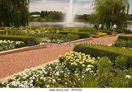 Botanical Gardens In Illinois Chicago Botanic Garden Stock Photos Chicago Botanic