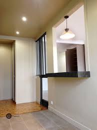 cuisine passe plat réalisation passe plat cuisine moderne couloir par