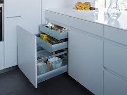 cuisine sans poignee façade cuisine sans poignée cuisine leicht guérande 44