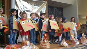 scha students celebrate a dual language thanksgiving jcc of