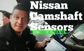 u1000 nissan altima 2005 nissan murano camshaft sensor tips youtube