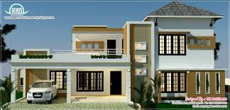 Kerala Home Design Blogspot Floor Plan 3d Views And Interiors Of 4 Bedroom Villa Kerala