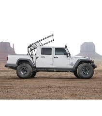 jeep brute black jeep brute gobi racks