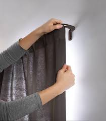 Room Darkening Curtain Rod Twilight Room Darkening Curtain Rod The Fair