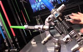 star wars blade builders light saber kit at toy fair 2015 from