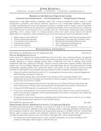Occupational Therapy Resume Template 100 Occupational Therapy Resume Examples 100 Physical Therapist