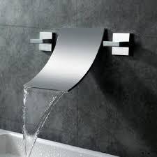 waterfall bathroom sink faucets you u0027ll love wayfair