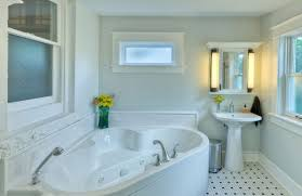 bathroom wall colors with white cabinets light brown ceramic