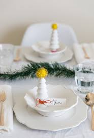 place cards diy wooden pine tree place cards camille styles