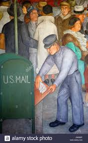 Coit Tower Murals Diego Rivera by San Francisco Mural Stock Photos U0026 San Francisco Mural Stock