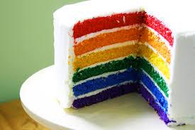 hervé cuisine rainbow cake rainbow cake free large images