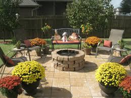 backyard creations 23 fire pit backyard landscaping photo gallery
