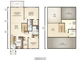 bedroom floor plan with loft 2 bedroom house simple plan 2