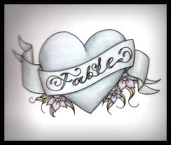 heart tattoos and designs page 170