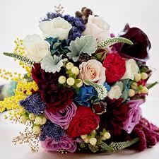 wedding flowers fall fall disney wedding bouquets