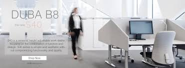 Standing Sitting Desk by Healthiest Way To Work With Dubab8 Standing Desk Hållning