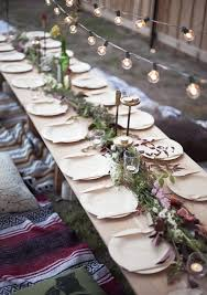 simple christmas table settings 10 of the best christmas table decoration ideas the style files