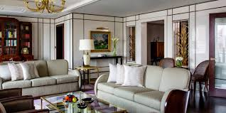 presidential suite at the beaumont luxury hotel in london