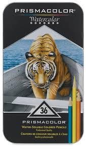 prismacolor watercolor pencils prismacolor watercolor pencils blick materials