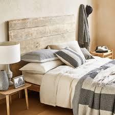 washed linen pillow case pillowcases bedroom zara home australia