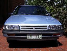 mitsubishi cordia gsr turbo magna tp glx 1990 4d sedan 4 sp automatic 2 6l carb in dandenong