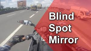 Blind Corner Mirror Blind Spot Mirrors And Why You May Need Them Ktm Rc390 Vlog
