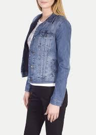 woman u0027s jacket mustang classic denim jacket super stone 0301