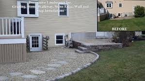 edging pillars columns driveway aprons stairs curb appeal