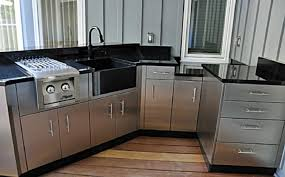 stainless steel kitchen furniture stainless steel outdoor kitchens steelkitchen