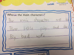 three little pigs writing paper welcome to p1r our blog picture