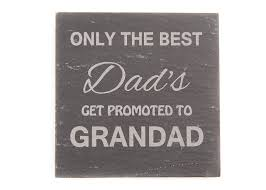 great dads get promoted to personalised s day gifts