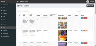 ebook online ebook download and management cms by xicia codecanyon