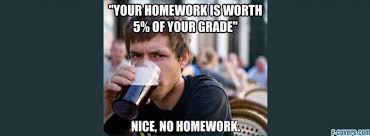 Lazy College Student Meme - memes facebook covers