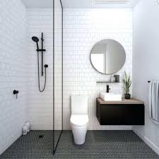 tiles for small bathroom ideas large tiles in small bathroom large white subway tile beveled white