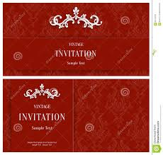 holiday invitation cards vector white floral 3d christmas invitation cards background stock