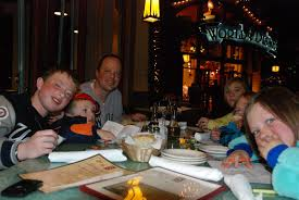 disney thanksgiving dinner james andrea kids a disney thanksgiving
