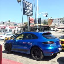 macan porsche turbo rdbla u2013 porsche macan turbo lowered and stylized rdb la five