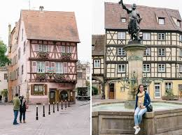 colmar france a fairy tale come true loved and wanderlust