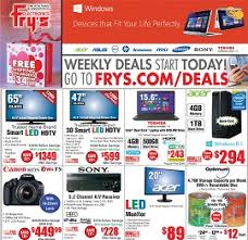 frys deals black friday fry u0027s electronics this week ad deals